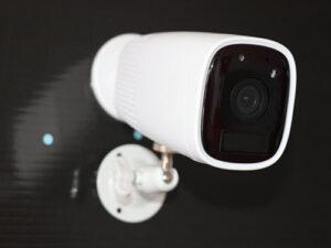 Trygghetskamera CCTV