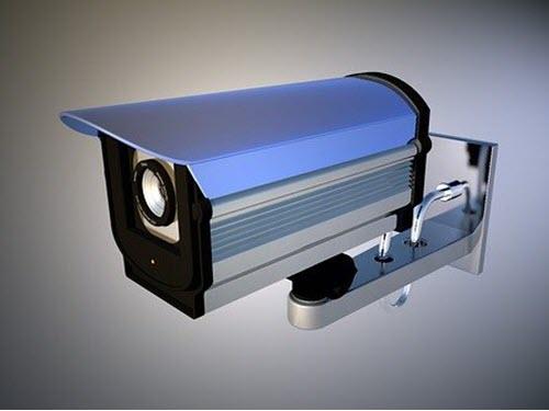 Trygghetskamera CCTV video